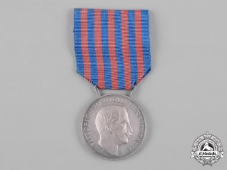 Italy, Kingdom. A Campaign Medal for the Libyan Campaigns