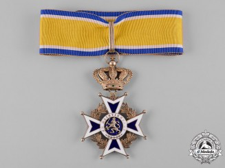 Netherlands, Kingdom. An Order of Orange-Nassau, III Class Commander, c.1935