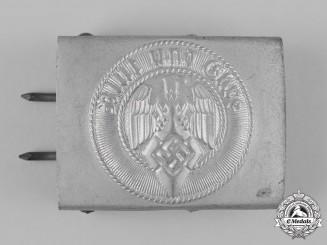 Germany, HJ. A Belt Buckle by F.W. Assmann & Söhne