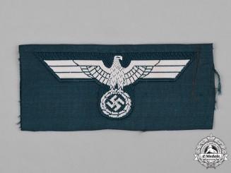 Germany, Heer. A Heer EM/NCO's Overseas Cap Eagle