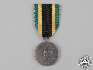 Saxe-Weimar, Duchy. A 9-Year Long Service Award, c.1915