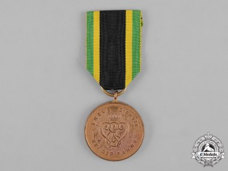 Saxe-Weimar, Duchy. A 12-Year Long Service Award, c.1915