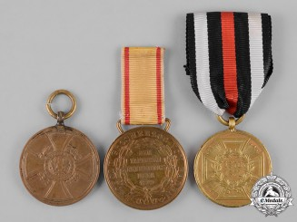 Germany, Imperial. A Lot of Imperial States Medals