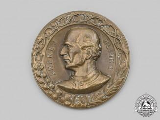 Slovakia, First Republic. An Andrej Hlinka Commemorative Table Medal