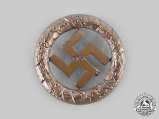 Germany, Third Reich. A 1933 Gau München Commemorative Badge