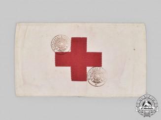 Germany, Der Stahlhelm. A National Socialist German Front Fighters' League - Der Stahlhelm Medic's Armband
