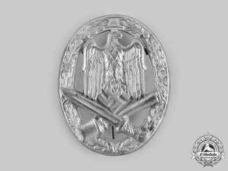 Germany, Wehrmacht. A General Assault Badge, by Frank & Reif