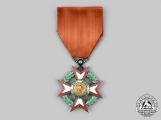 Ivory Coast, Republic. A National Order of the Republic, Knight by A. Chobillon,