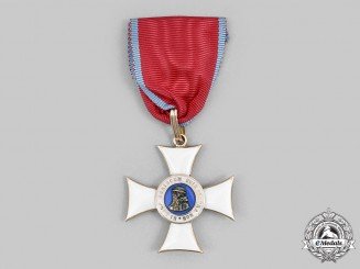Hesse-Darmstadt, Grand Duchy. An Order of Philip the Magnanimous in Gold, I Class Knight's Cross