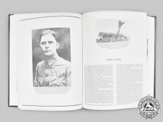 Austria, Imperial. Air Aces of the Austro-Hungarian Empire 1914-1918, by D. Martin O'Connor, 1986