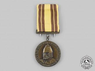 Lithuania, Republic. Order of Grand Duke Gediminas, III Class Bronze Grade Merit Medal