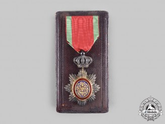 Cambodia, French Protectorate. A Royal Order of Cambodia, IV Class, Officer, c.1900