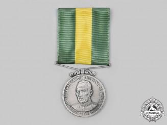 Brazil, Federative Republic. A Brazilian Geographic Society Marechal Candido Mariano Da Silva Rondo Medal