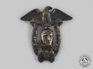 Austria-Hungary, Empire. An Austro-Hungarian Aviation Troops Pilot's Badge