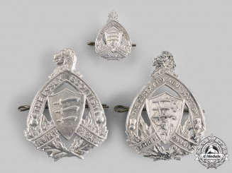 Canada. Three Essex/Essex and Kent Scottish Badges