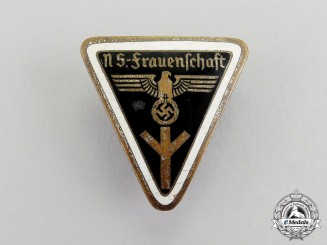 Germany. A Kreis Level National Socialist Women's League Membership Badge