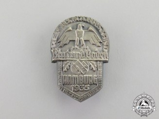 Germany. A 1935 Opening Ceremony of the Second Reichsnährstand Exhibition Badge