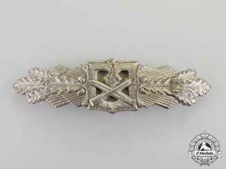 Germany. A Silver Grade Combat Clasp by Friedrich Linden of Lüdenscheid