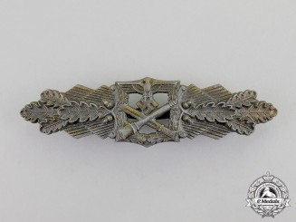 Germany. A Gold Grade Combat Clasp by Gebrüder Wegerhoff of Lüdenscheid