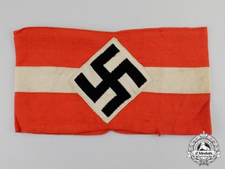 Germany. A Third Reich Period HJ Member's Armband