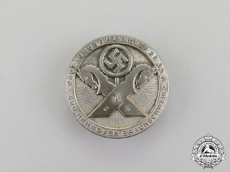 Germany. A 1935 South Hannover Braunschweig Regional Council Day Badge