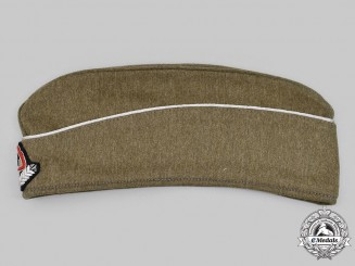 Germany, RAD. A Reich Labour Service Officers Overseas Cap