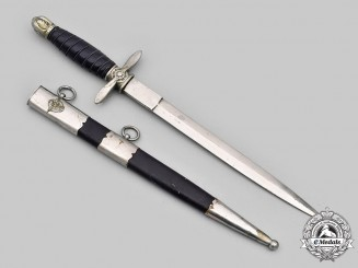 Yugoslavia, Kingdom. A Royal Air Force Model 1937 Dagger