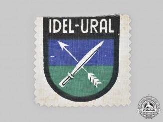 Germany, Wehrmacht. A Volga-Tatar Legion Sleeve Shield