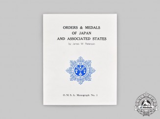 Japan. Orders & Medals of Japan and Associated States