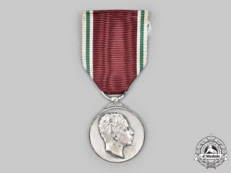 Iraq, Kingdom. A King Faisal II Coronation Medal 1953