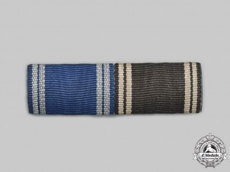Germany, NSDAP. A Long Service Award Ribbon Bar