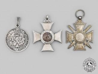 Bulgaria, Kingdom. A Lot of Three Awards