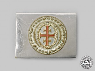 Germany, Weimar Republic. A Turnverein Belt Buckle