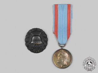 Germany, Imperial. A Pair of Decorations