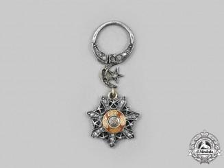Ottoman, Empire. An Order of Medjidjie, I Class Miniature in Diamonds