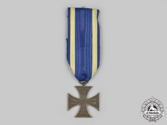 Braunschweig, Duchy. A War Merit Cross II Class, c.1915