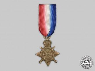 United Kingdom. A First War 1914-15 Star, Un-Named