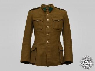 Czechoslovakia. An Army Officer's Uniform, c.1944