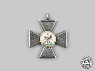 Prussia, Kingdom. An Order of the Red Eagle, Miniature IV Class Cross, c.1900