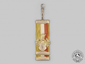 Germany, Imperial. A Commemorative Regimental Fob