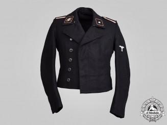 Germany, SS. A Waffen-SS Unterscharführer's Panzer Wrap