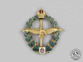 Austria, II Republic. A Pilot's Badge, Rothe Manufacture c.1970