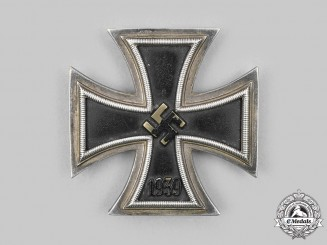 Germany, Wehrmacht. A 1939 Iron Cross I Class, by Wächtler & Lange