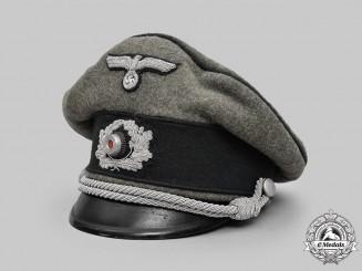 Germany, Heer. An Administrative Officer's Visor Cap