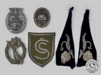 Germany, Wehrmacht. A Lot of Badges and Insignia