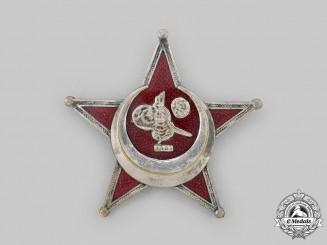 Turkey, Ottoman Empire. A War Medal of 1915, by B.B. & CO.