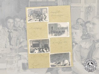 Germany, HJ. A Lot of Private Wartime HJ Photos