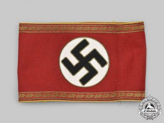 Germany, NSDAP. A Reichs-Level Reichsleiter einer Hauptstelle Armband