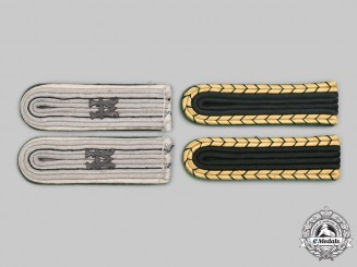 Germany, Third Reich. A Lot of Wehrmacht and Administrative Shoulder Boards