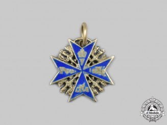 Prussia, Kingdom. A Pour le Mérite Miniature, c. 1917
